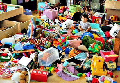 Montessori Toy Rotation - How Often, How Many Toys?