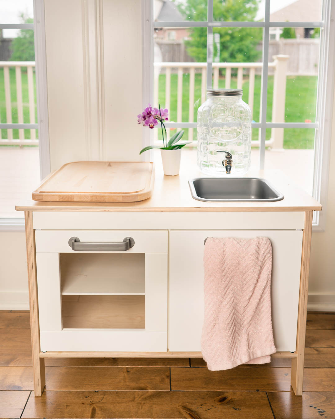 Montessori Functional Kitchen For Kids How To Build A Toddler Kitchen