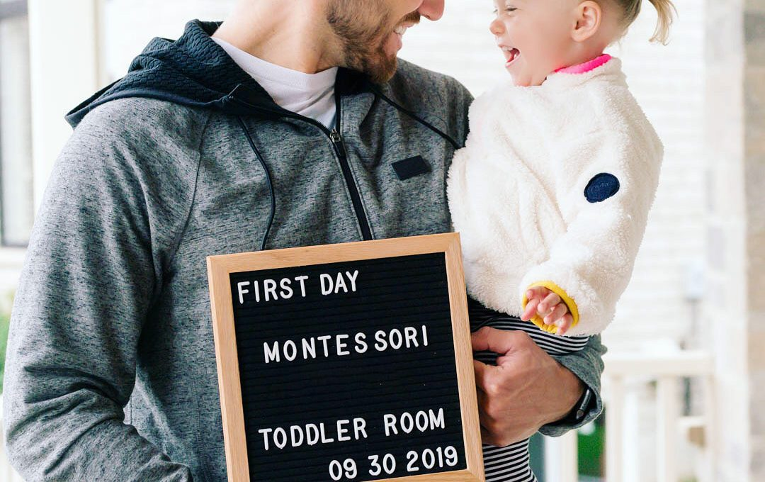 Montessori First Day Of School