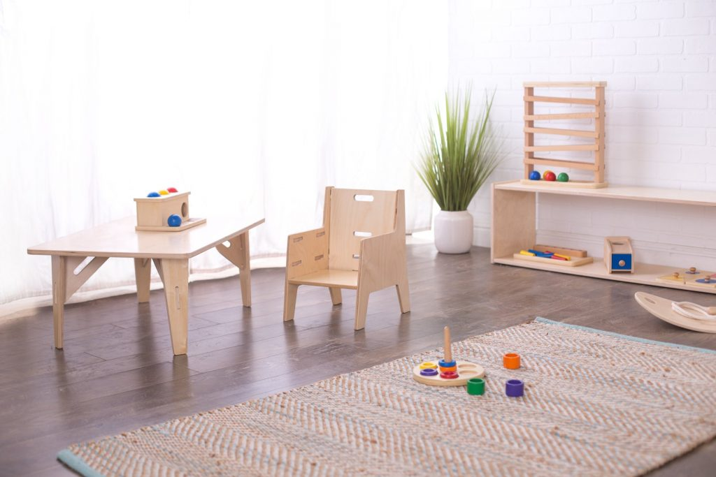 Best Montessori Weaning Table For Toddlers Sprout Kids Table Review