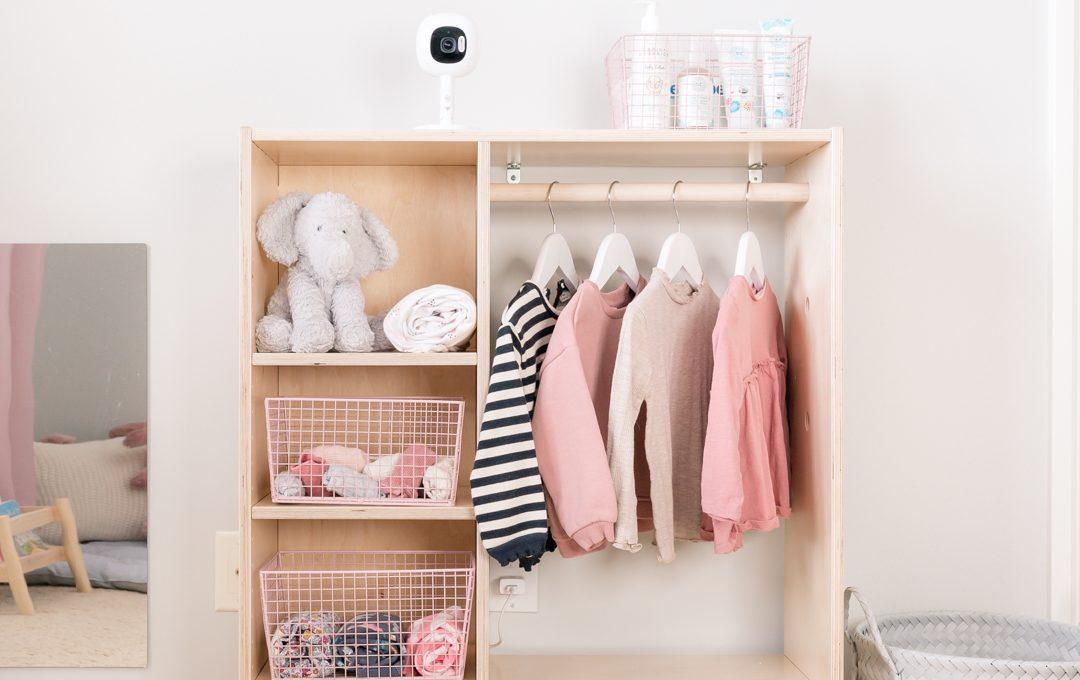 Montessori Wardrobe Alba