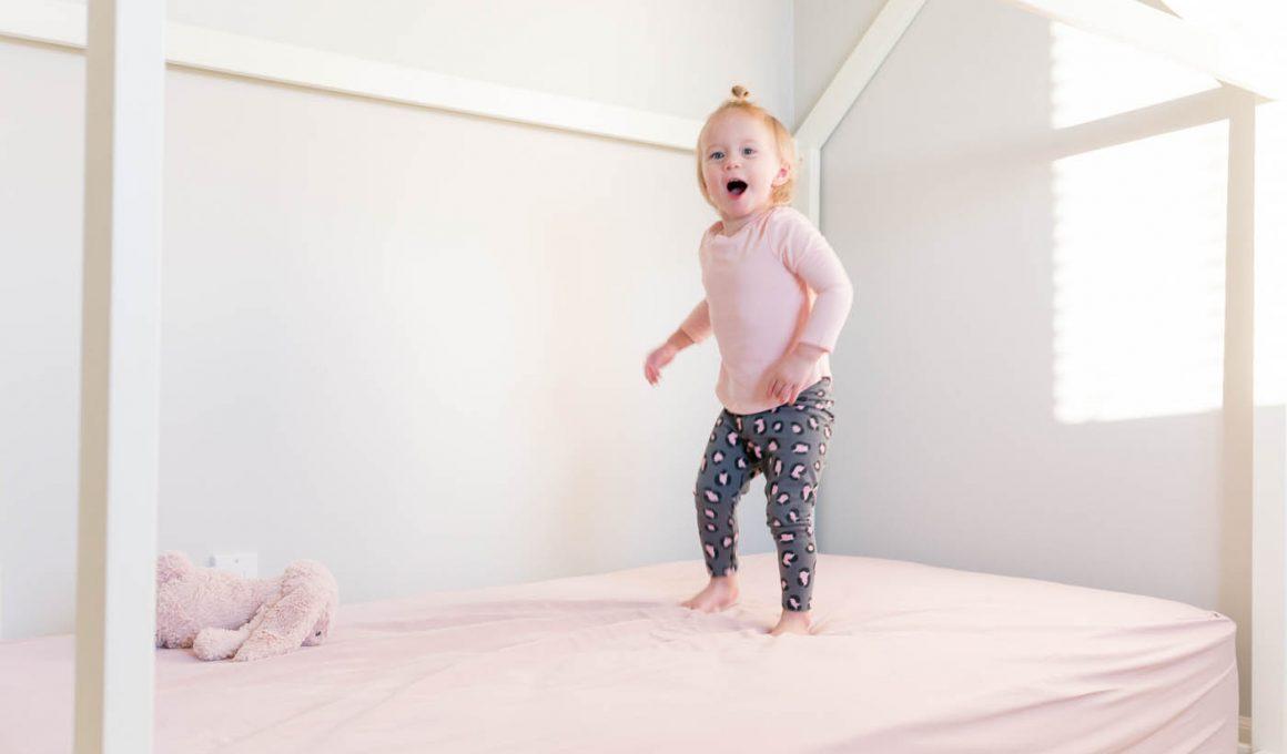 Floor Bed Toddler
