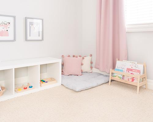 Montessori Toddler Bedroom Tour Montessori Floor Bed Bedroom Ideas