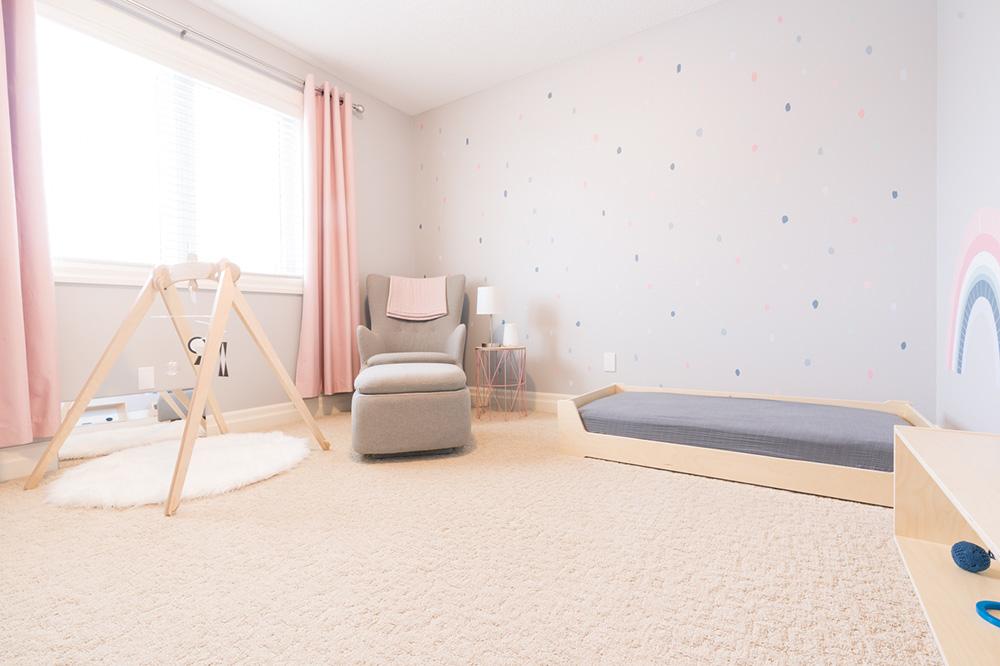 Montessori Nursery Tour Ideas